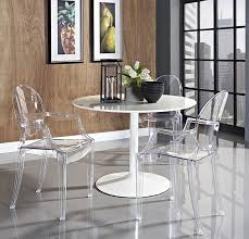 modern acrylic furniture. Modern Dining Table Chairs For The Stylish Contemporary Home Acrylic Furniture