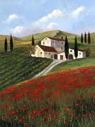 field of poppies by h hargrove nicolo sturiano b 1941