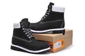 timberland 6 inch classic black white nubuck leather men s nubuck waterproof hiking boots