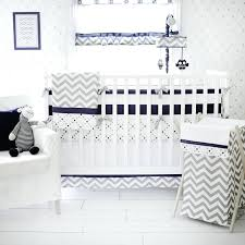 gray and navy crib bedding out of the blue baby nursery collection per sheet set p