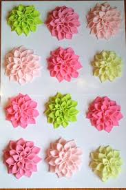 31 Beautiful Flower Cupcake Toppers Cupcakes Gallery