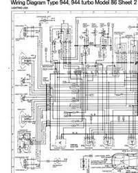 wiring diagrams for 86 porsche 944 wiring diy wiring diagrams 1985 porsche 944 radio wiring diagram nodasystech com