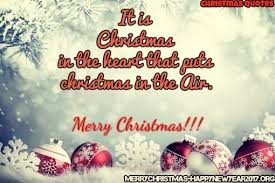 cute motivations merry christmas quote 2017