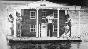 From The Archives Q94s Great James River Raft Race From