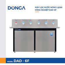 Máy lọc nước nóng lạnh công nghiệp DONGA DAD-6F – Công ty cổ phần máy và  thiết bị TST