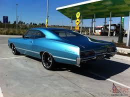1967 Chevrolet Fastback Impala Trades Considered VE HSV SSV UTE