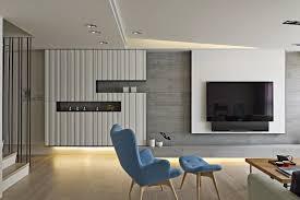 Modern Living Room Cabinets Living Room Modern Living Room Minimalist Style Nice Blue Fabrick