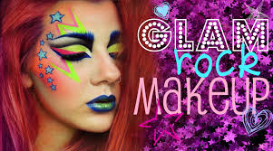 glam rock entry to make up for ever s makeup addict you