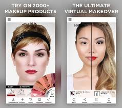 you can choose from 2 000 unique s and hairstyles and the app uses shade matching technology