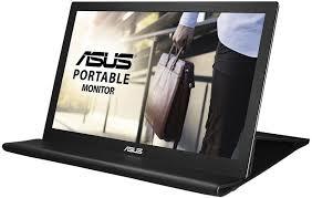 """Купить <b>Монитор ASUS</b> Portable <b>MB168B</b> 15.6"""", черный в ..."""