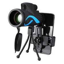 <b>40x60 monocular</b> hd optic <b>bak4</b> day night vision <b>telescope</b> with ...