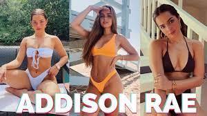 Addison Rae❤ TikTok Compilation 2021 ...
