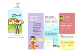 Pamphlet Template For Word 2007 Download Brochure Template For Word 2007 How To Make Brochure Using