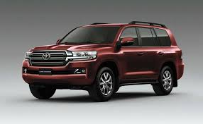 toyota new car release 2015New Toyota Land Cruiser 200 Launched in India Priced at Rs 129