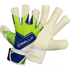 Sells Total Contact Pro Terrain Hard Ground Junior Goalkeepers Gloves
