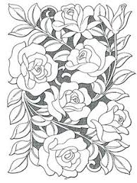 Small Picture 15 CRAZY Busy Coloring Pages for Adults abstract flowers