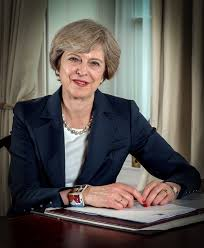Theresa May - Wikipedia