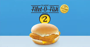 Image result for filet o fish