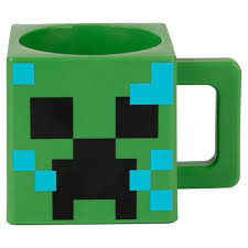 Mug Minecraft - Charged Creeper