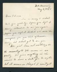 massey letter first page