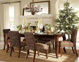 dining room ideas for christmas. brown christmas holiday decorating theme color schemes dining room ideas for r