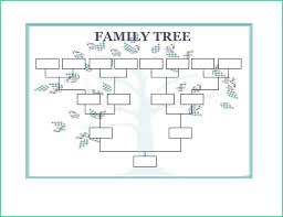 Excel Genealogy Templates Updated Family Tree Template Word 2003 With Excel Family Tree