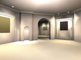 Image Interior Design Instead Of Changing The Intensity Setting Of Each Individual Spot Light Through The Light Parameters Dialog You Can Use The Light Group Named Spot Lights Formz 83 Radiosity Solution Using Interior Lighting
