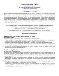 Contract Specialist Resume Sample Federal Free Federal Resume Sample