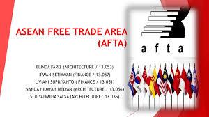 Area asian free trade