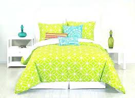 green duvet cover queen lime green comforter duvet cover queen trellis pillow sham set neon king