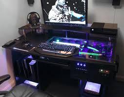 glamorous best gaming computer desks photo ideas