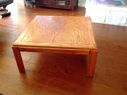 large size of coffee table mission style solid wood square with storage cherry finish