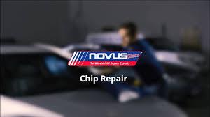 novus windshield repair you