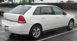 Chevrolet Malibu - Partsopen