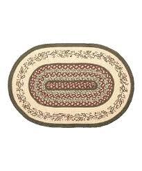 oval jute rug oval jute rug cream crimson holly berry main oval braided jute rug