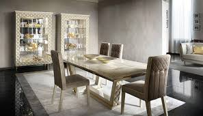 clic italian dining table and chairs