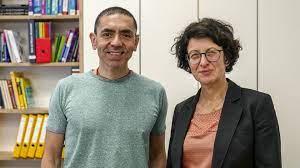 Biontech-Gründer Türeci und Sahin: Das Paar hinter dem Corona-Impfstoff
