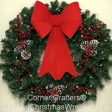 outdoor xmas wreaths s large outdoor lighted wreaths
