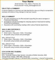 How To Do A Resume For A Job Awesome How To Do A Resume For Your First Job Durunugrasgrup