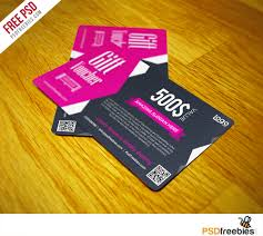 gift voucher coupon free psd template