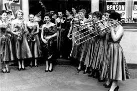 FROM THE VAULTS: Ivy Benson born 11 November 1913