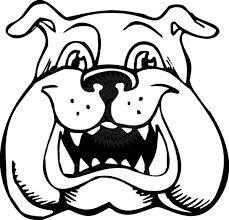 Small Picture Bulldog is Laughing Coloring Pages Best Place to Color Craft