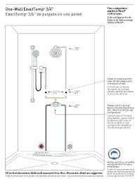 tub shower valve tub faucet height shower valve height shower valve height full image for rough tub shower