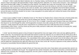 art criticism essay example docoments ojazlink art critique example essay criticism student how to