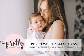 Feathering Light Newborn Photography How To Use The Photoshop Lasso Tool Photography