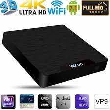 W95 Smart Android TV Box Amlogic S905W Quad Core TV Box Mini PC 2GB16GB  WiFi TV Box HD Media Player VS X96 X96 MINI V88 PLUS - AliExpress