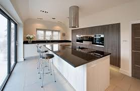 White Kitchen Cabinets With Black Countertops Beauteous New White Kitchen Cabinets With Black Granite Super Motivated
