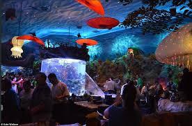 underwater restaurant disney world. Exellent Disney Disney World Aquarium To Underwater Restaurant Disney World