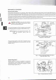 need instructiions for governor adjustment on 18hp briggs flat briggs and stratton v-twin wiring diagram at 18 Hp Briggs And Stratton Opposing Cylindes Wiring Diagram