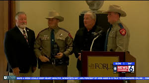 Trooper of the Year presentation ceremony